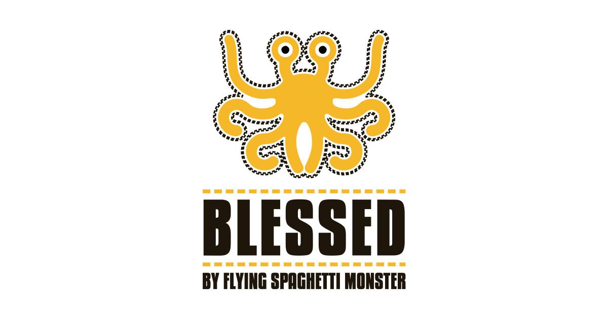 40ce9ee0de Flying spaghetti monster church - Flying Spaghetti Monster - T-Shirt ...