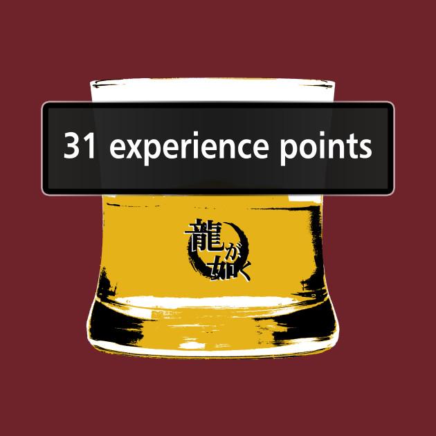 Yakuza - 31 Experience Points
