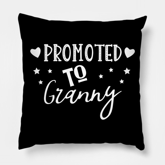 Promoted To Granny Grandmother Gift