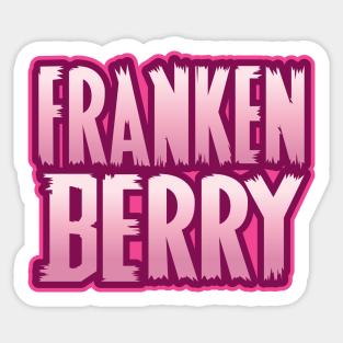 Franken Stein Stickers Teepublic
