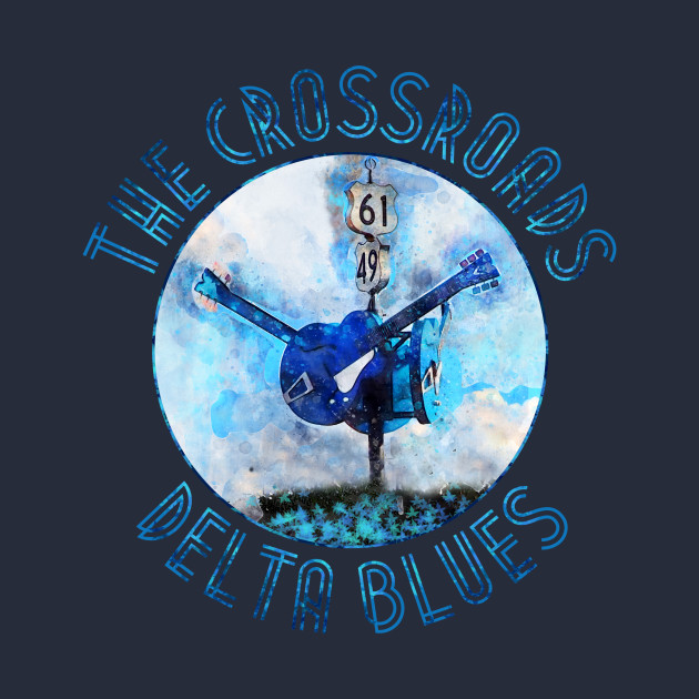 The Crossroads Delta Blues