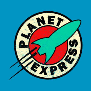 Planet Express t-shirts
