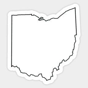 ohio stickers teepublic
