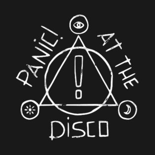 943fb91d37364 Panic At The Disco T-Shirts