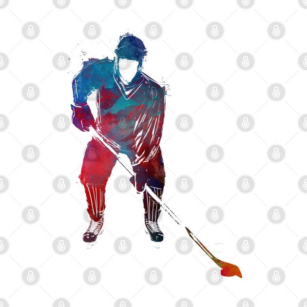 hockey player #hockey #sport