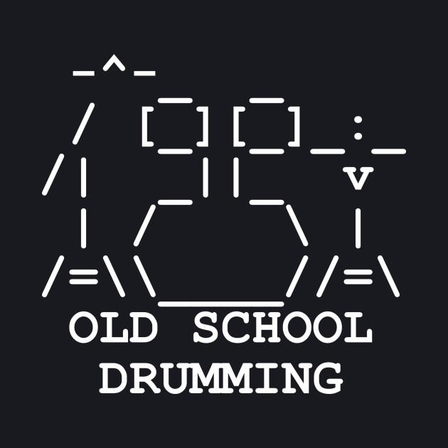 Old School Drummer