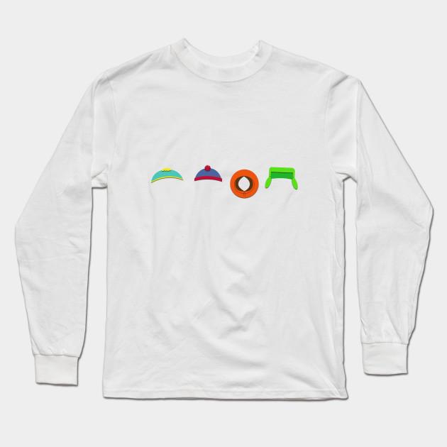 8fe57cd5fb9 South Park hats - South Park - Long Sleeve T-Shirt