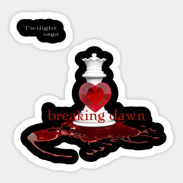 Twilight Eclipse Movie Breaking Dawn Wolf Pack Sticker Teepublic
