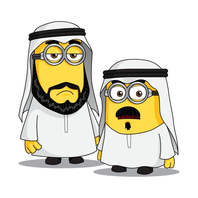 Emirati Minions