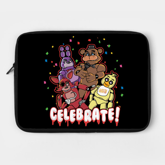 Five Nights At Freddy's Multi-Character Celebrate!