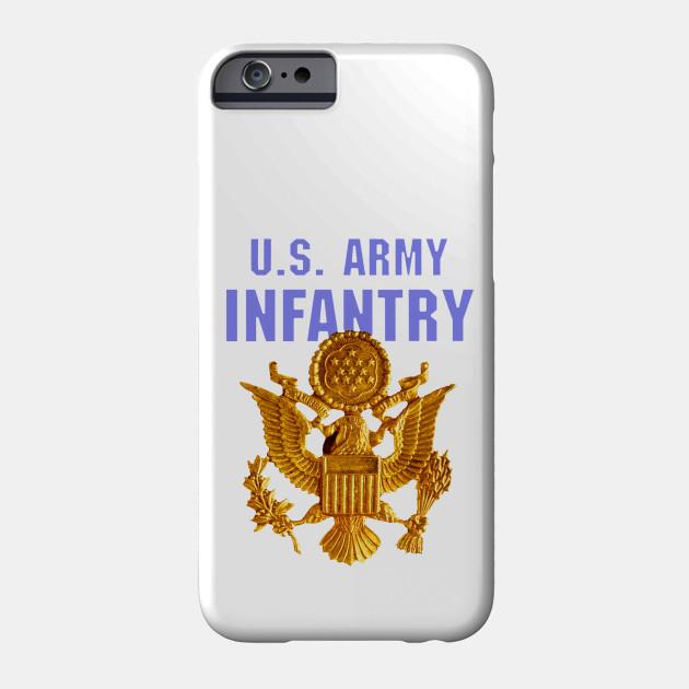 Us Army Infantry Infantry Phone Case Teepublic