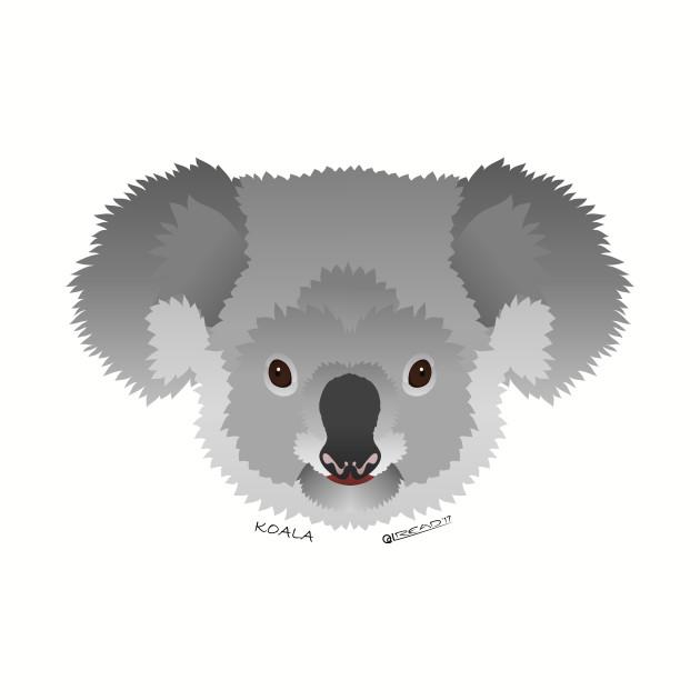 1d1bec8ef Baby Koala Face