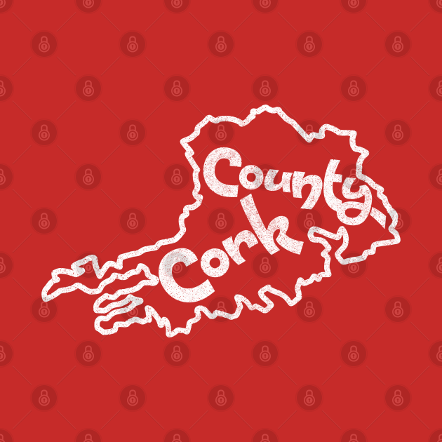 County Cork - Irish Pride Gift Design