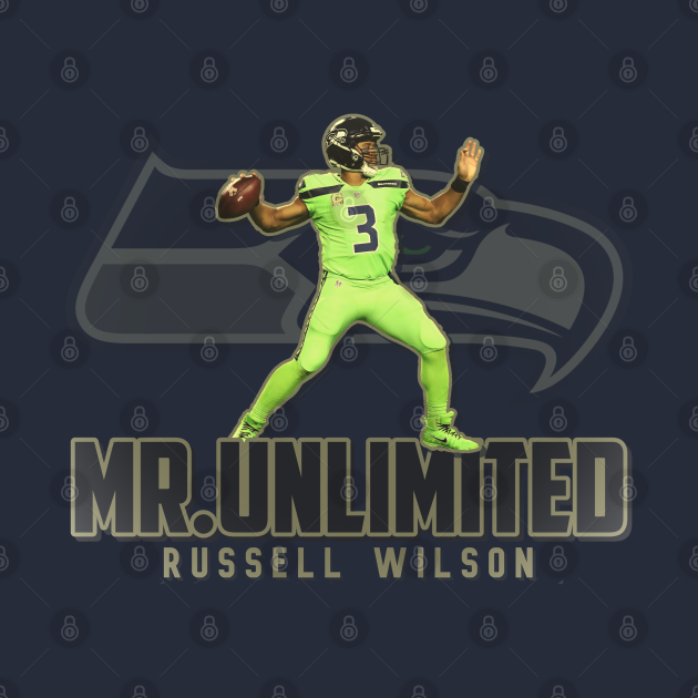 Russell Wilson: Mr. Unlimited