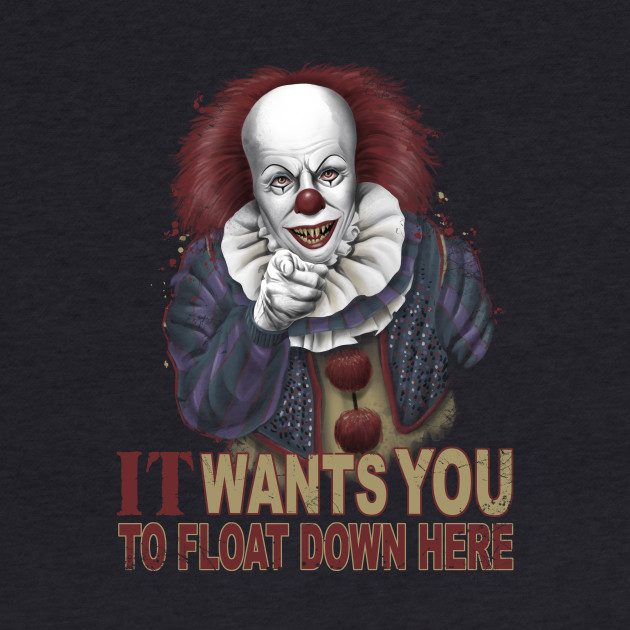 Float Down Here