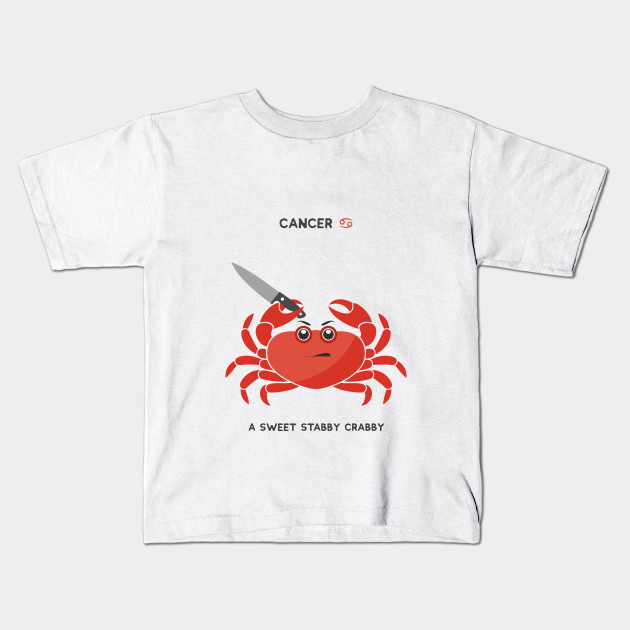 Zodiac - Cancer, A sweet stabby crabby