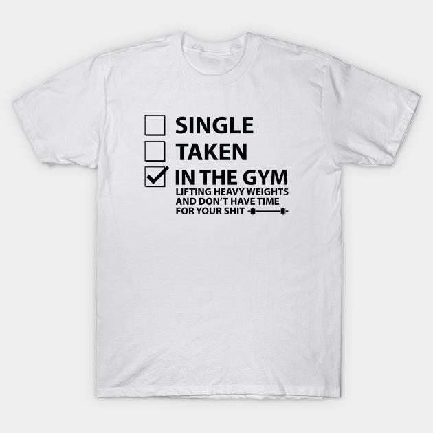gym shirt single taken flirten kiel