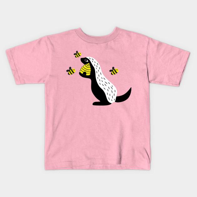 c3757a9ce4639 Honey Badger Loves Honey
