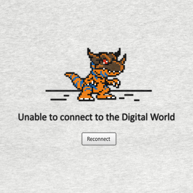 Digiworld Connection Lost