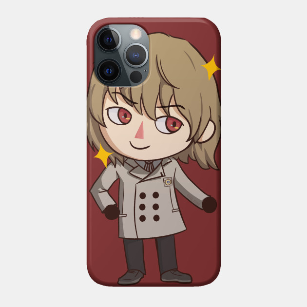 Goro Akechi Crossing (sparkles version)