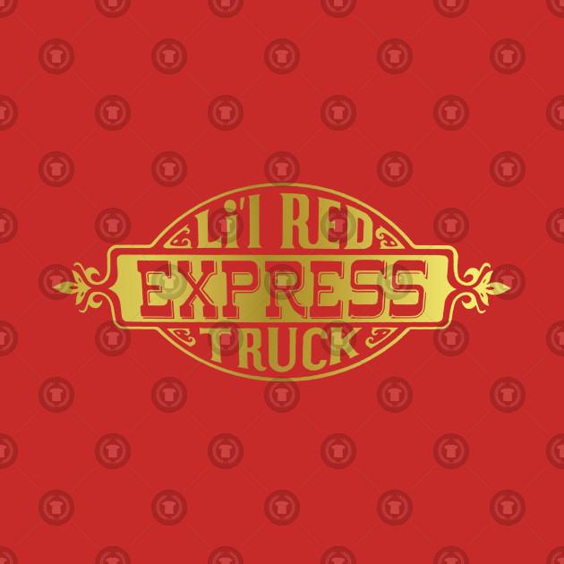 Dodge Lil Red Express Truck
