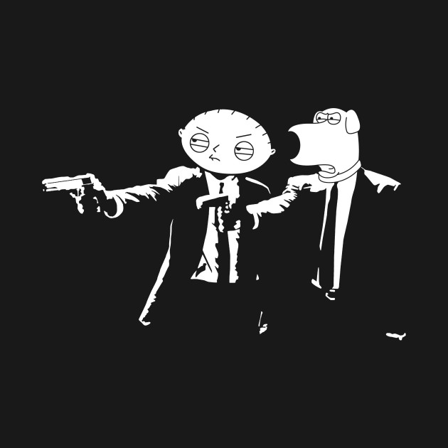 Pulp Fiction - Brian&Stewie