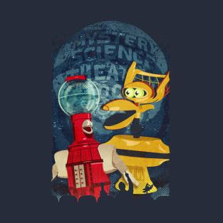 We've got Movie Sign! t-shirts