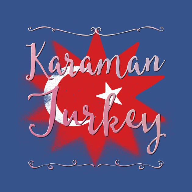 Woman Karaman