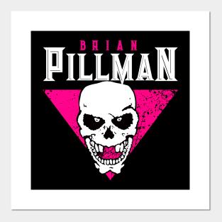 Bret Hitman Hart Wrestling Giant Wall Art Poster Print