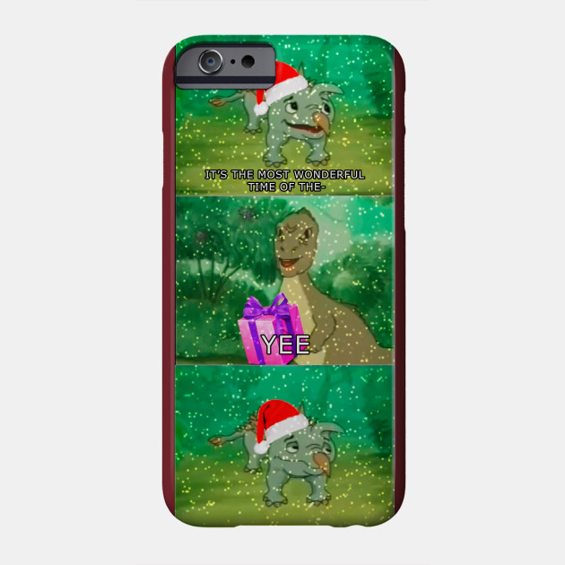 It's the most wonderful time of the YEE Phone Case