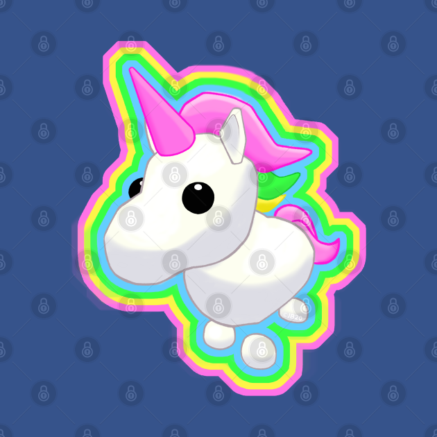 Mega Neon Unicorn