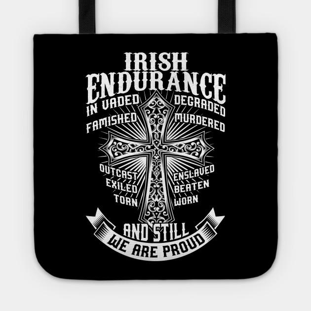 patrick day, Irish Endurance