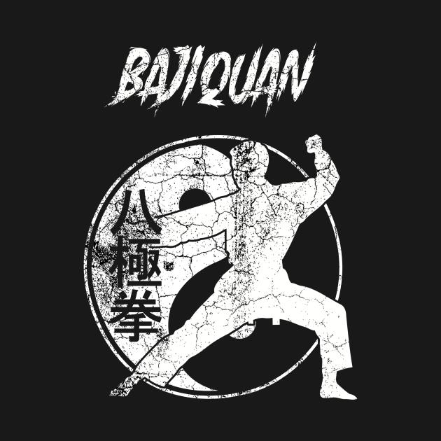 Bajiquan Kung Fu Martial Arts Training Dojo Yin Yang