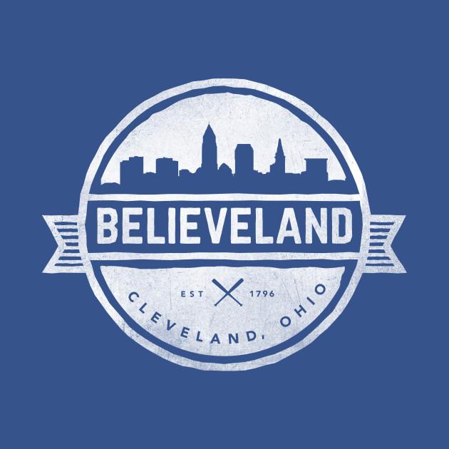 Believeland (White)