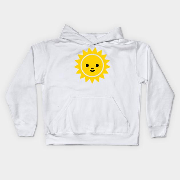 Smiley Happy Sun Face Emoticon