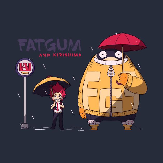 Fatgum and Kirishima