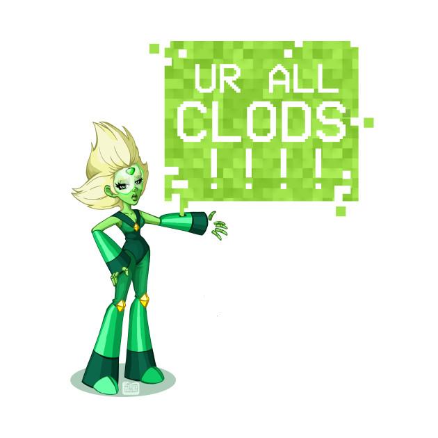 UR ALL CLODS!!!!
