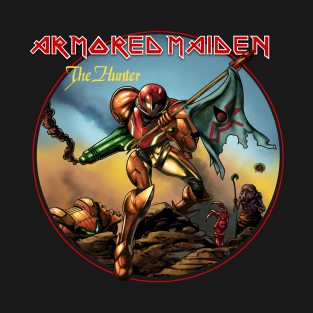Armored Maiden t-shirts