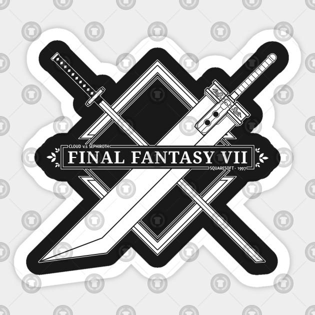 Final Fantasy Vii Cloud V S Sephiroth