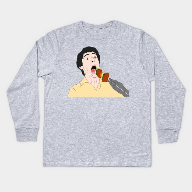 Happy Birthday To Me Kids Long Sleeve T Shirt