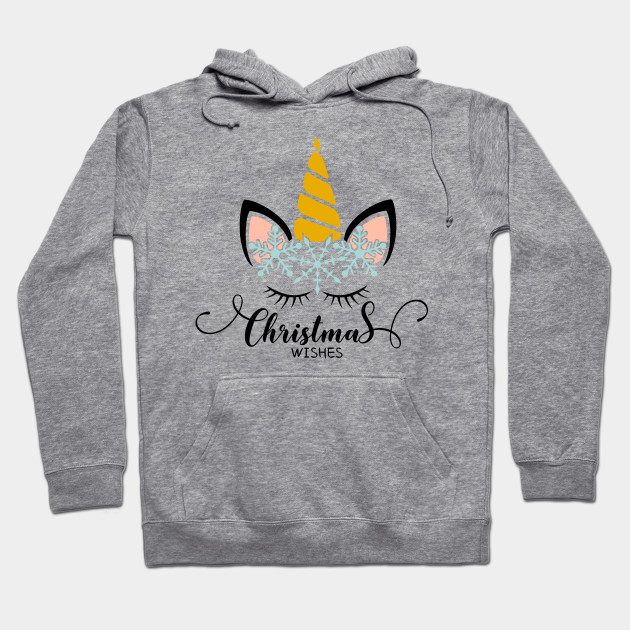 Christmas Wishes Hoodie