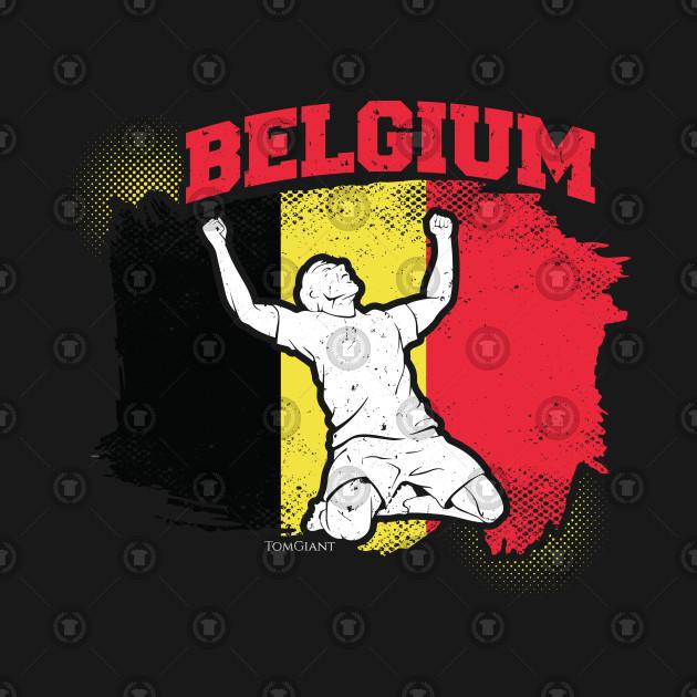 Football Worldcup Belgium Belgians Soccer Team Footballer Rugby Gift