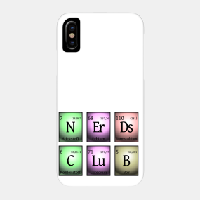 nerds club in chemical elements