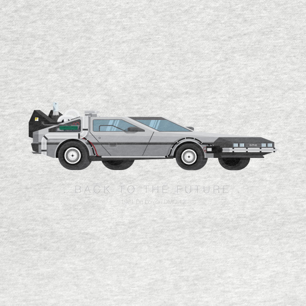 Back to the Future - Famous Cars