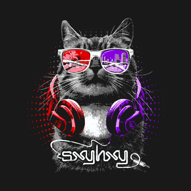 DJ Cat Dark