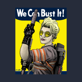 We Can Bust It! For ANY COLOR t-shirts