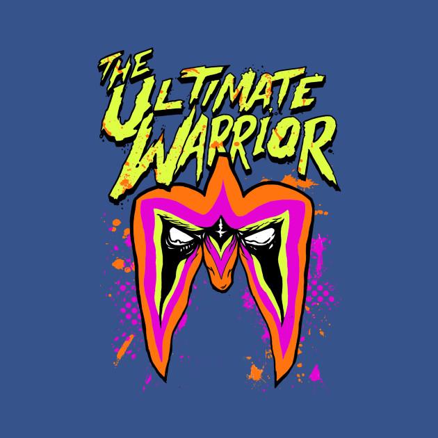 the ultimate warrior ultimate warrior tshirt teepublic