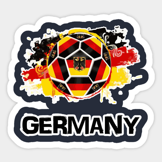 Germany Soccer Shirt Deutschland Football Team Jersey Fan Gift