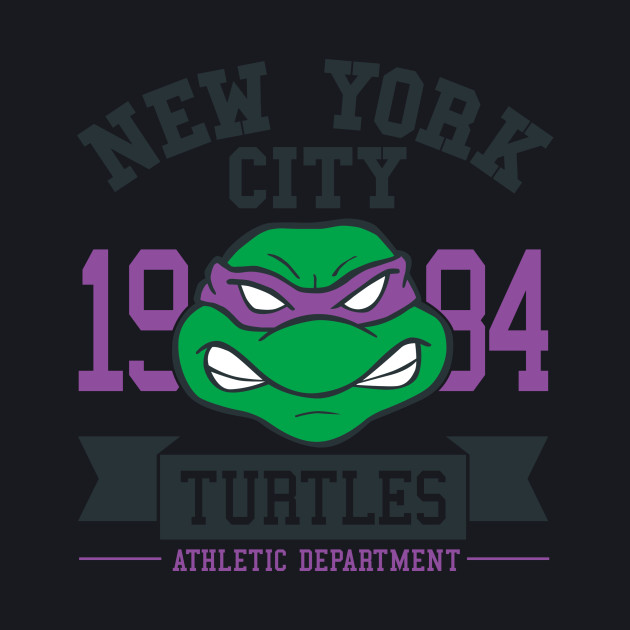 NYC Turtles Donatello