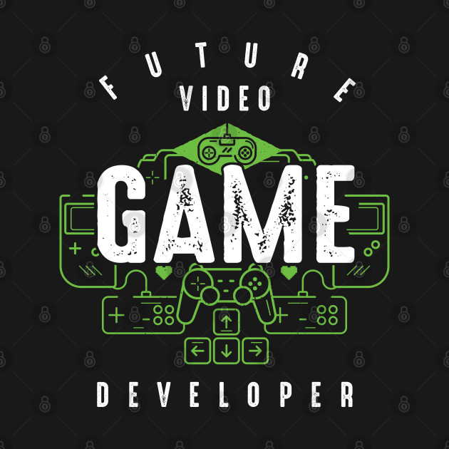 Future Video Game Developer Computer Science Student Gift